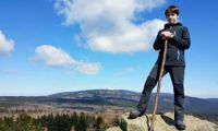 Gipfelsturm im Nationalpark Harz