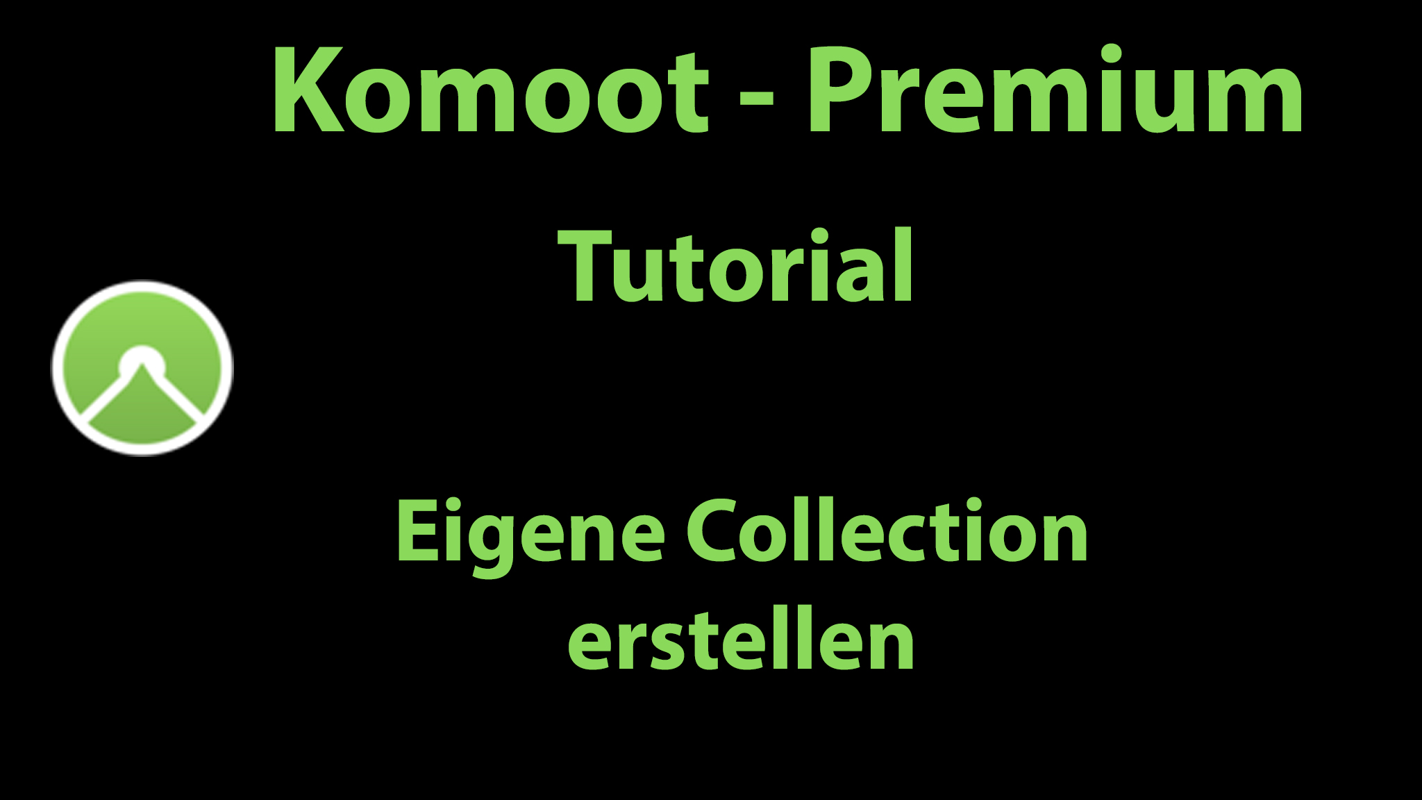 Eigene Collection mit Premium